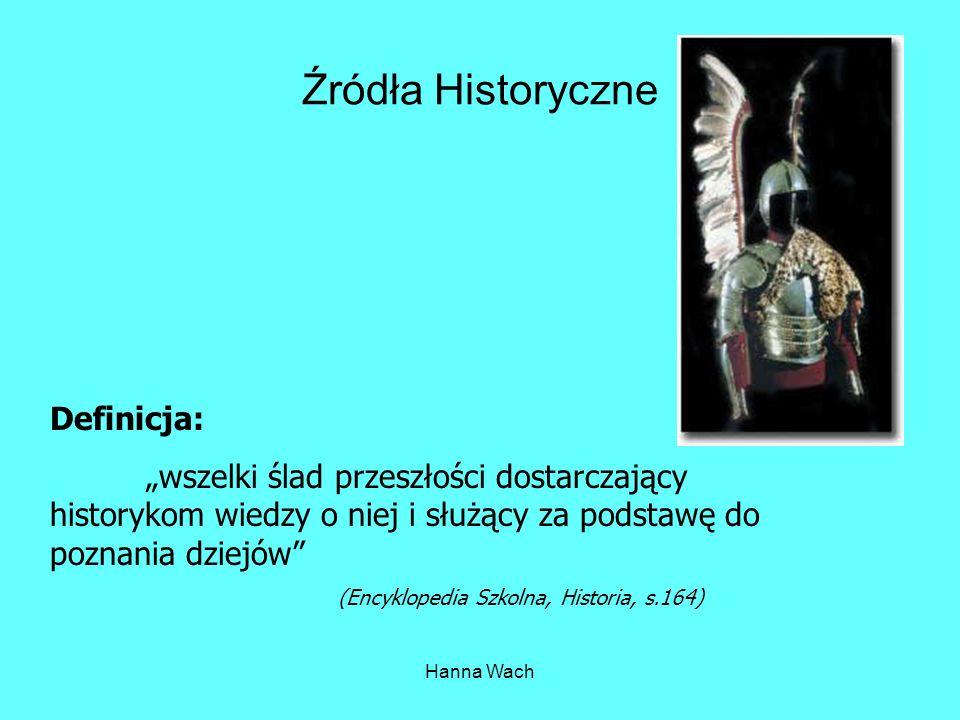 Źródła Historyczne Definicja: