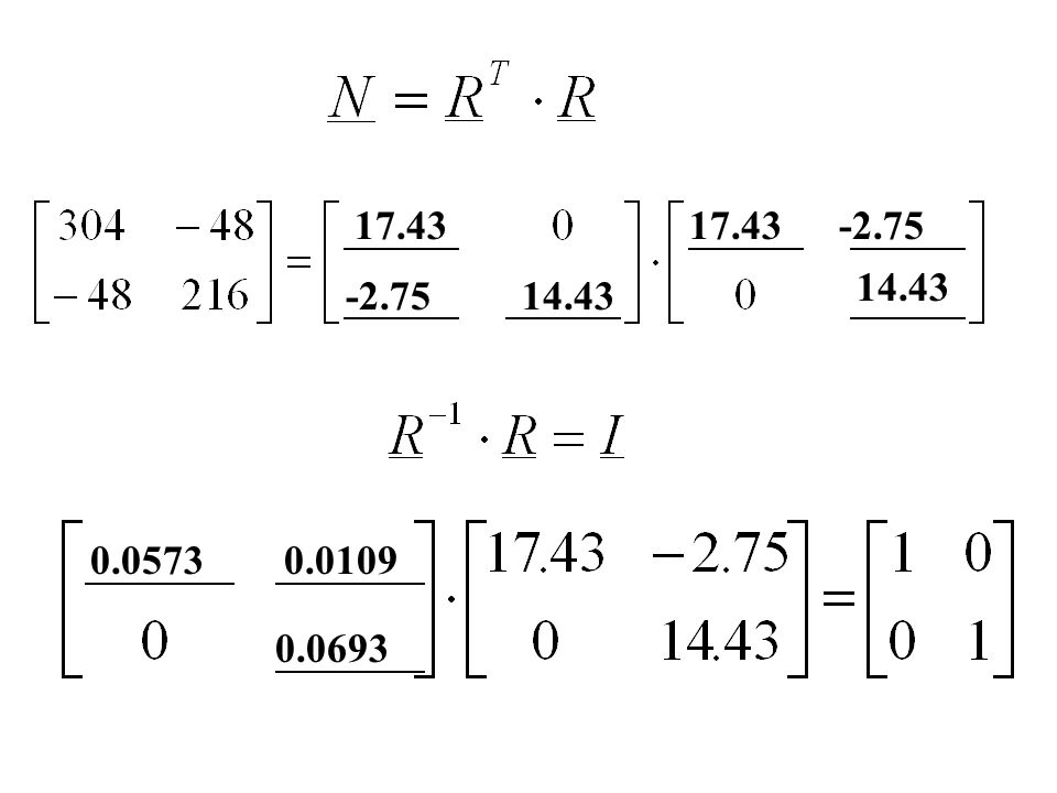 17.43 17.43 -2.75 14.43 -2.75 14.43 0.0573 0.0109 0.0693