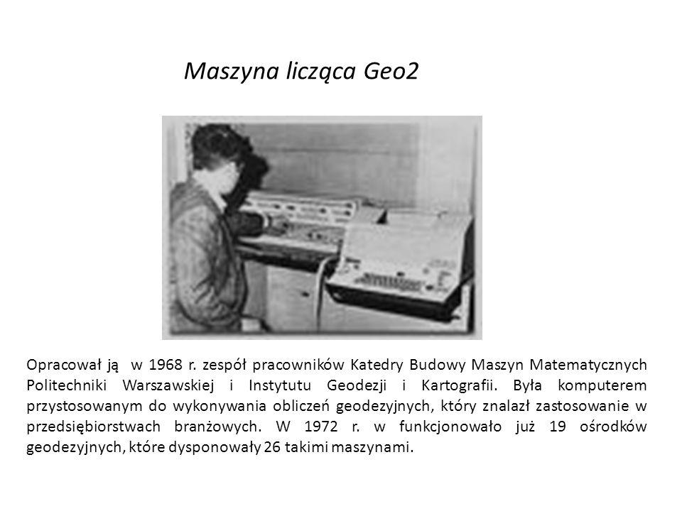 Maszyna licząca Geo2