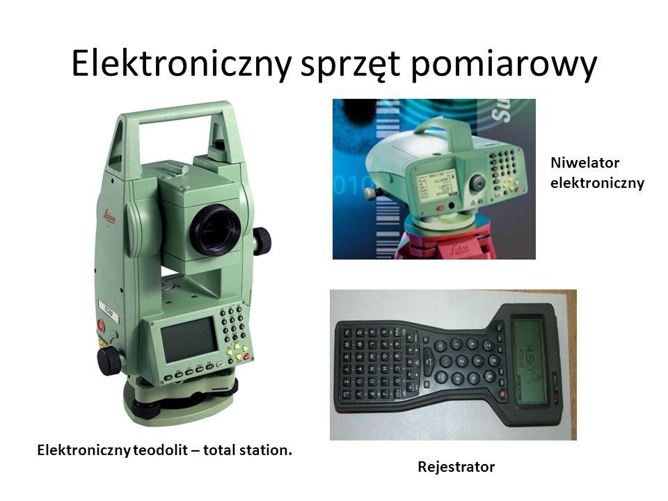 Elektroniczny sprzęt pomiarowy