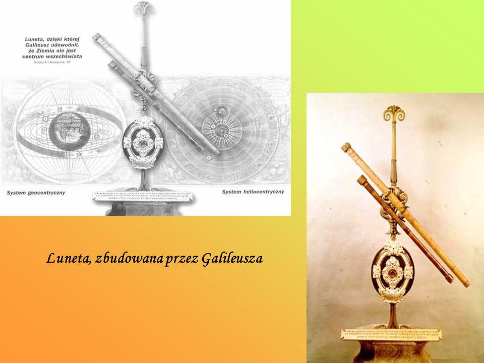 Luneta, zbudowana przez Galileusza