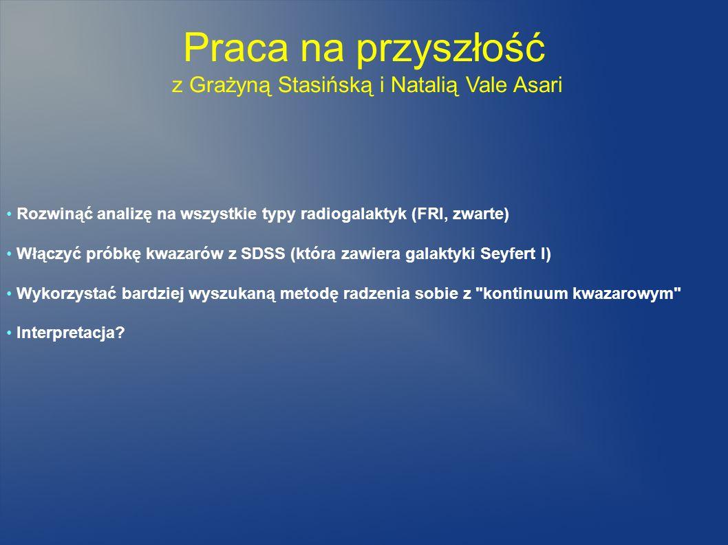 Praca na przyszłość z Grażyną Stasińską i Natalią Vale Asari
