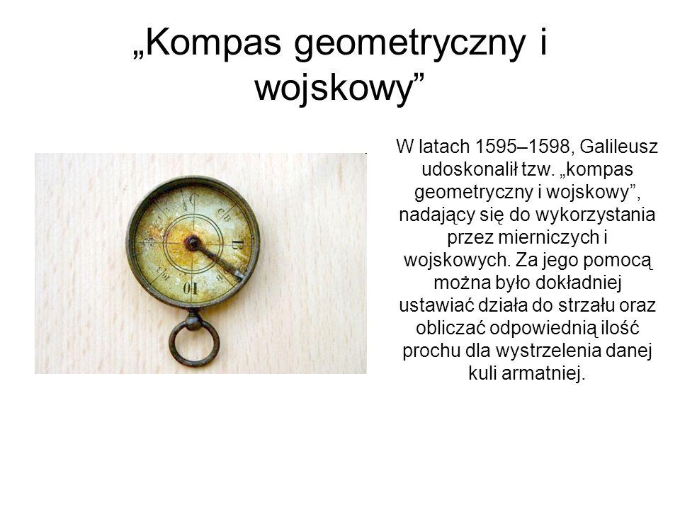 """""""Kompas geometryczny i wojskowy"""