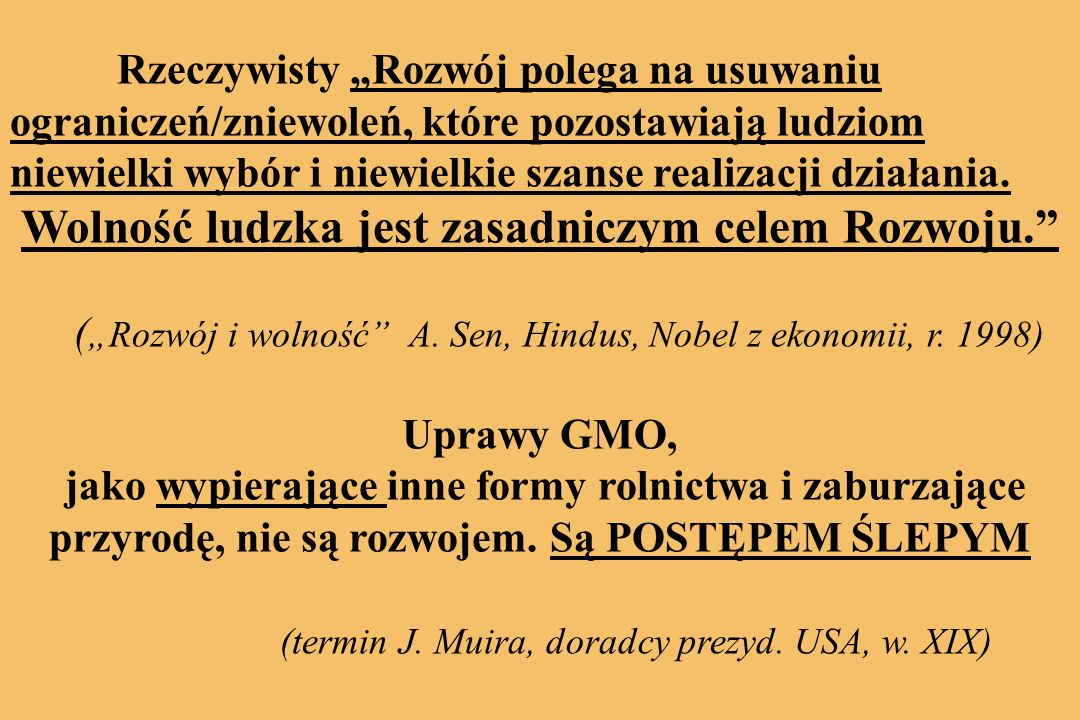 (termin J. Muira, doradcy prezyd. USA, w. XIX)