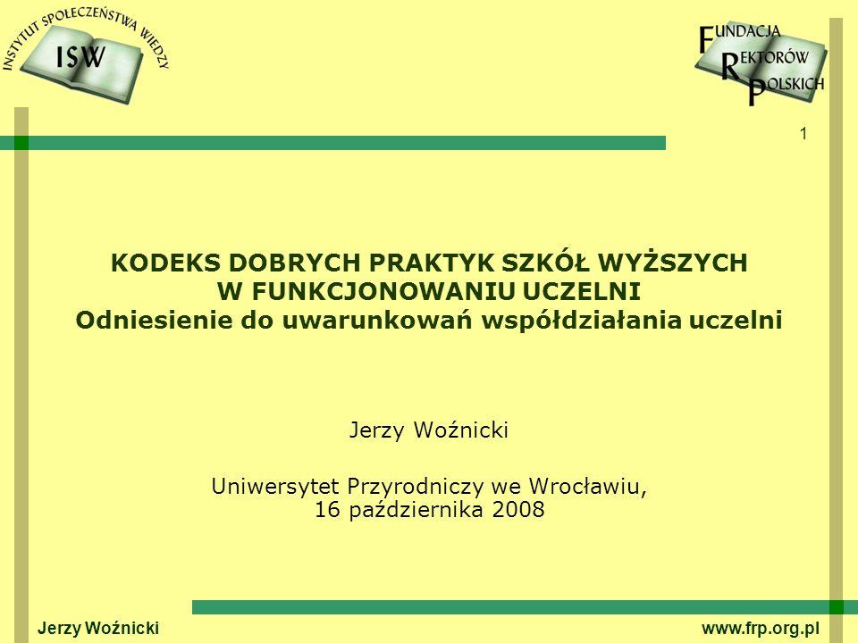 Uniwersytet Przyrodniczy we Wrocławiu, 16 października 2008