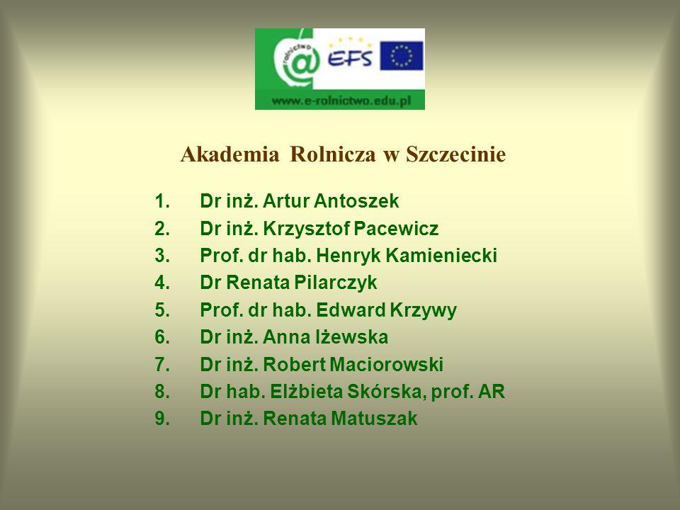 Akademia Rolnicza w Szczecinie