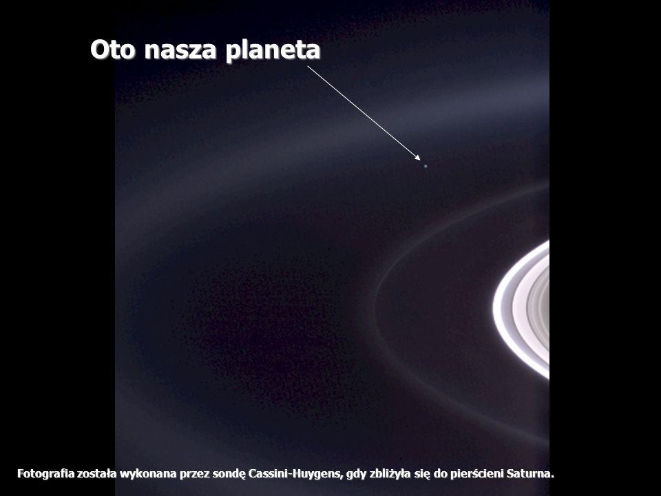 Oto nasza planeta Héla aquí, pues: