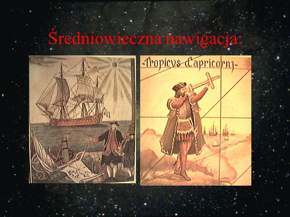 Średniowieczna nawigacja: