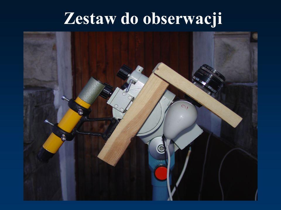 Zestaw do obserwacji