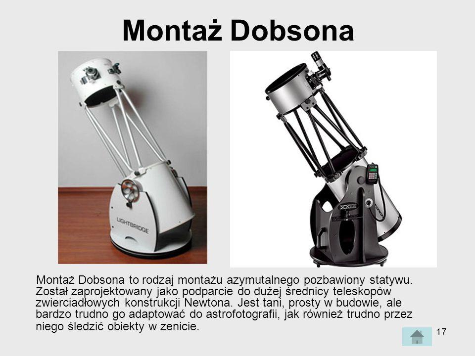 Montaż Dobsona