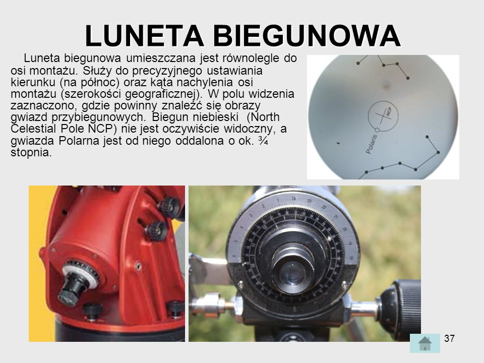 LUNETA BIEGUNOWA