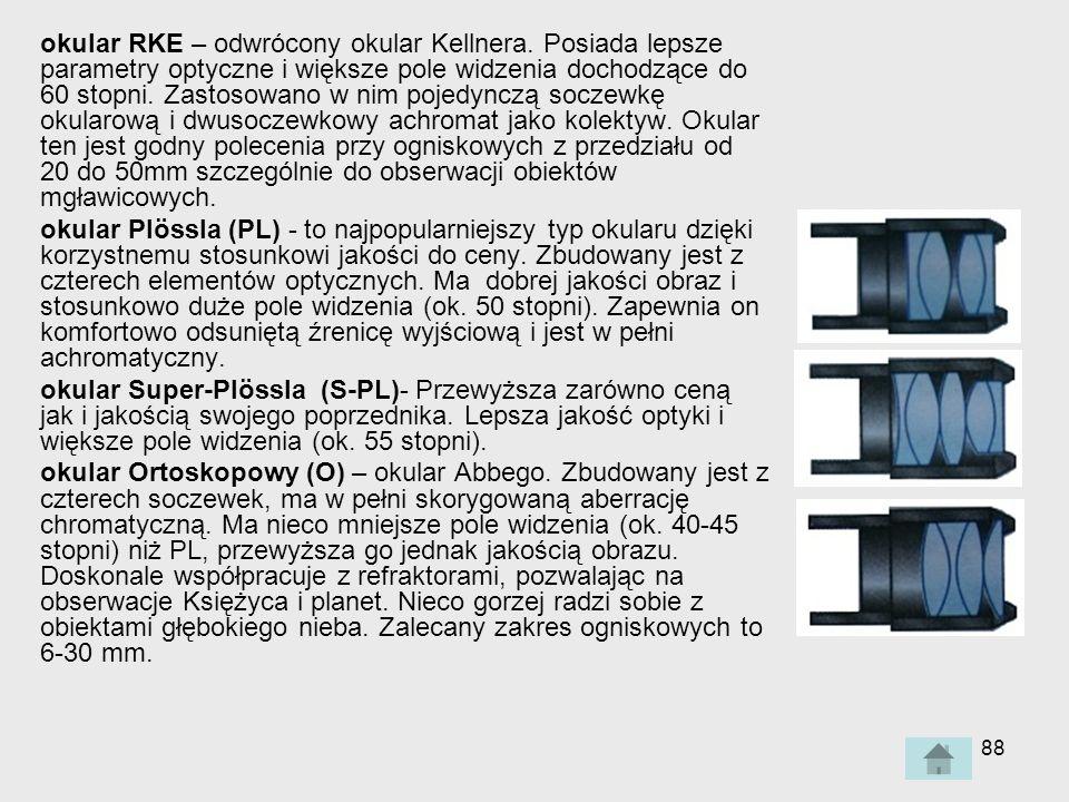 okular RKE – odwrócony okular Kellnera