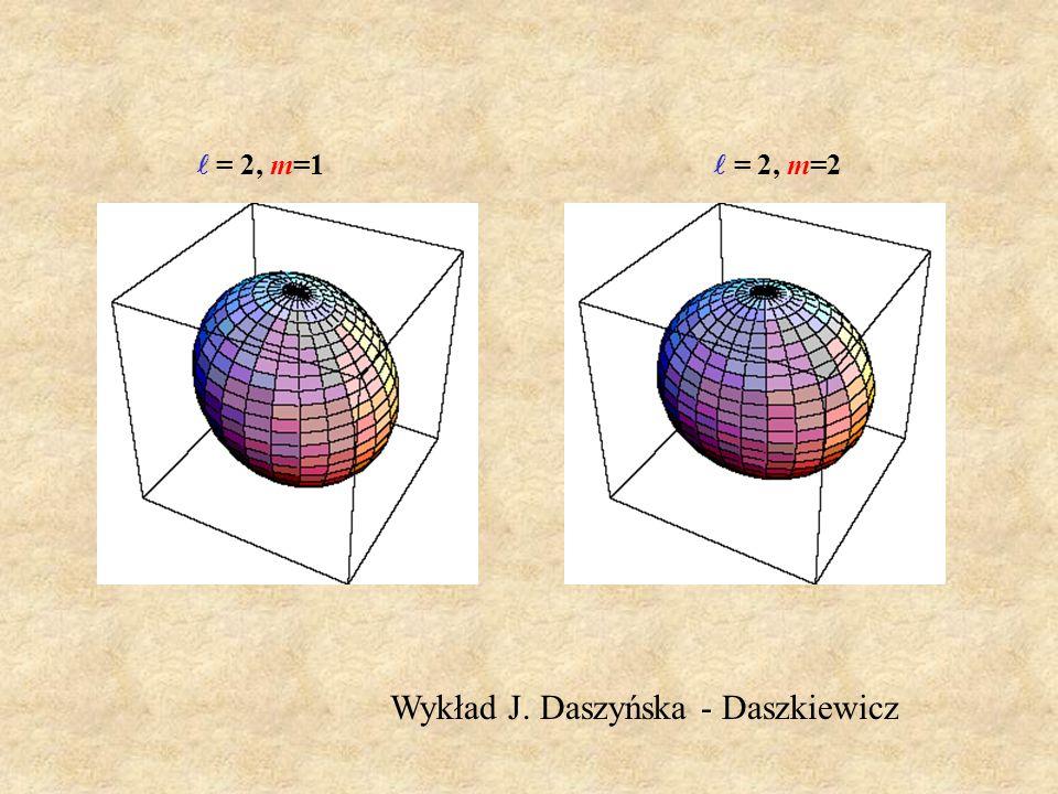 Wykład J. Daszyńska - Daszkiewicz