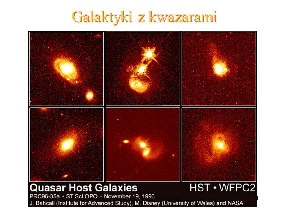 Galaktyki z kwazarami
