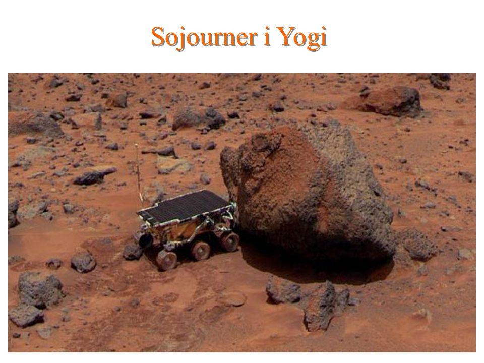 Sojourner i Yogi