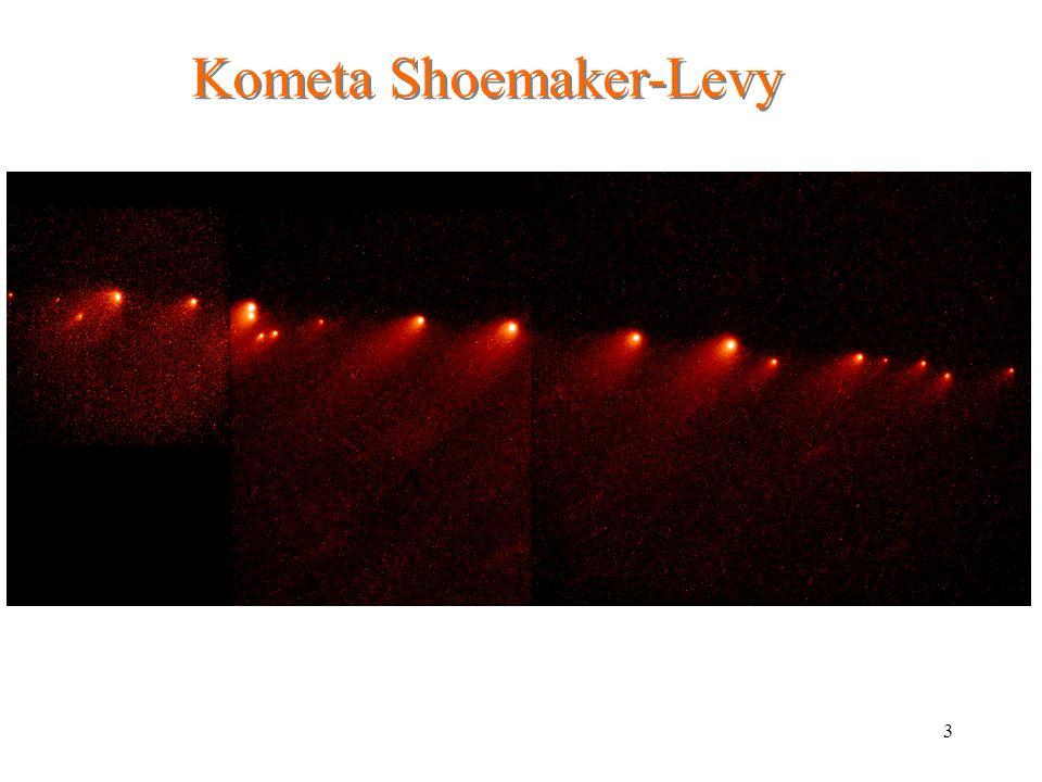 Kometa Shoemaker-Levy