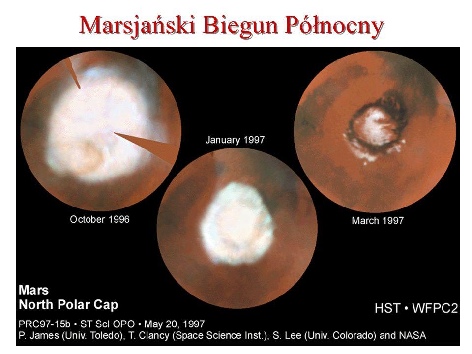 Marsjański Biegun Północny