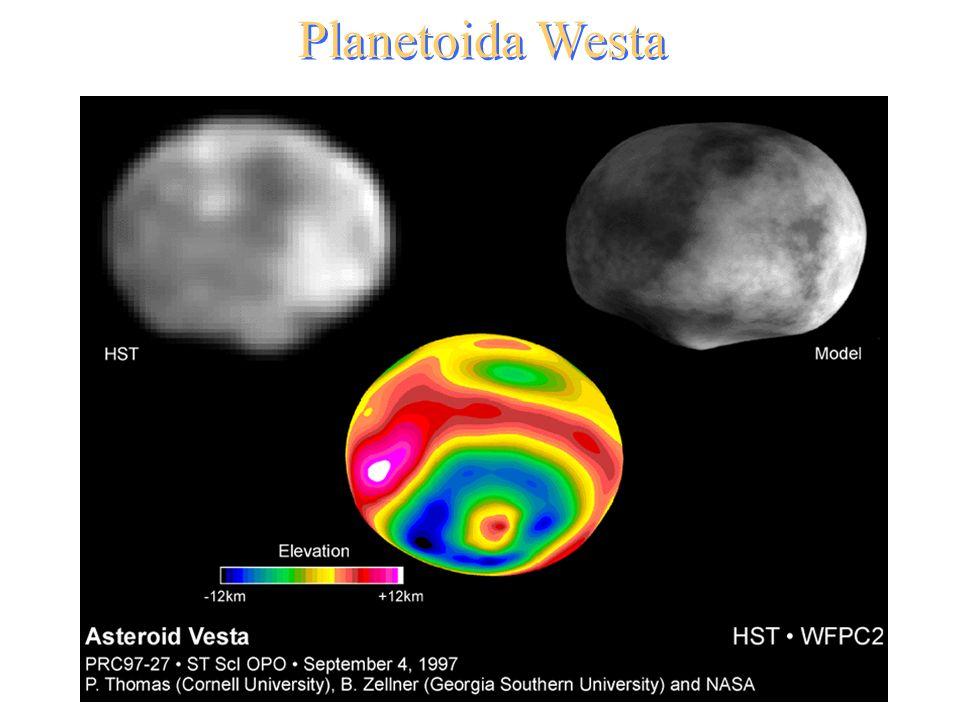 Planetoida Westa