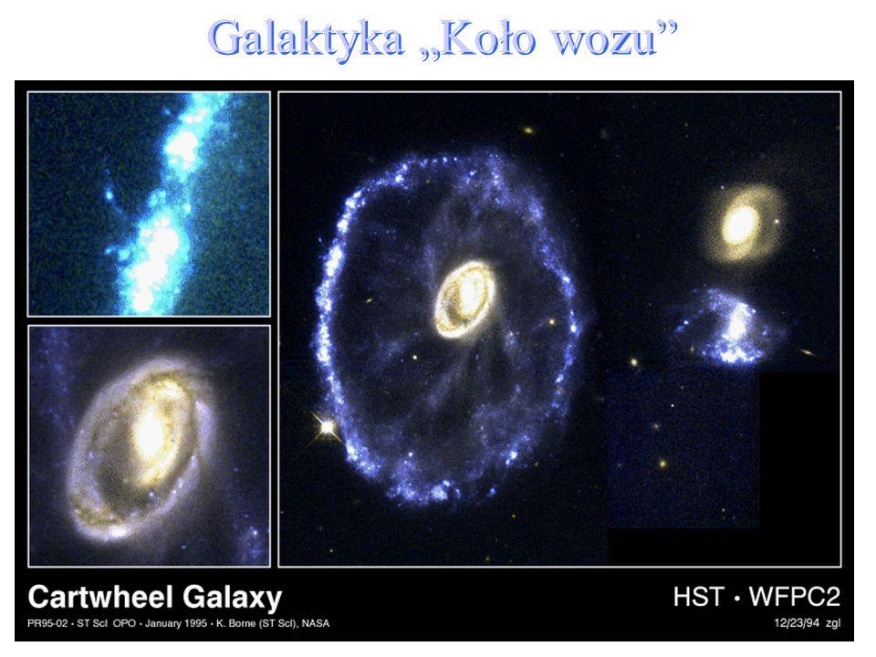"""Galaktyka """"Koło wozu"""