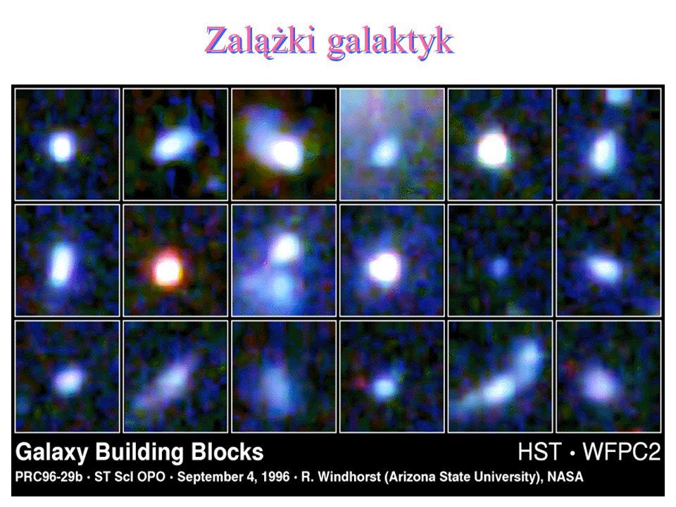 Zalążki galaktyk
