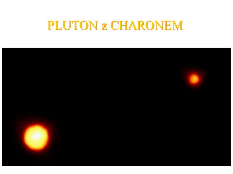 PLUTON z CHARONEM