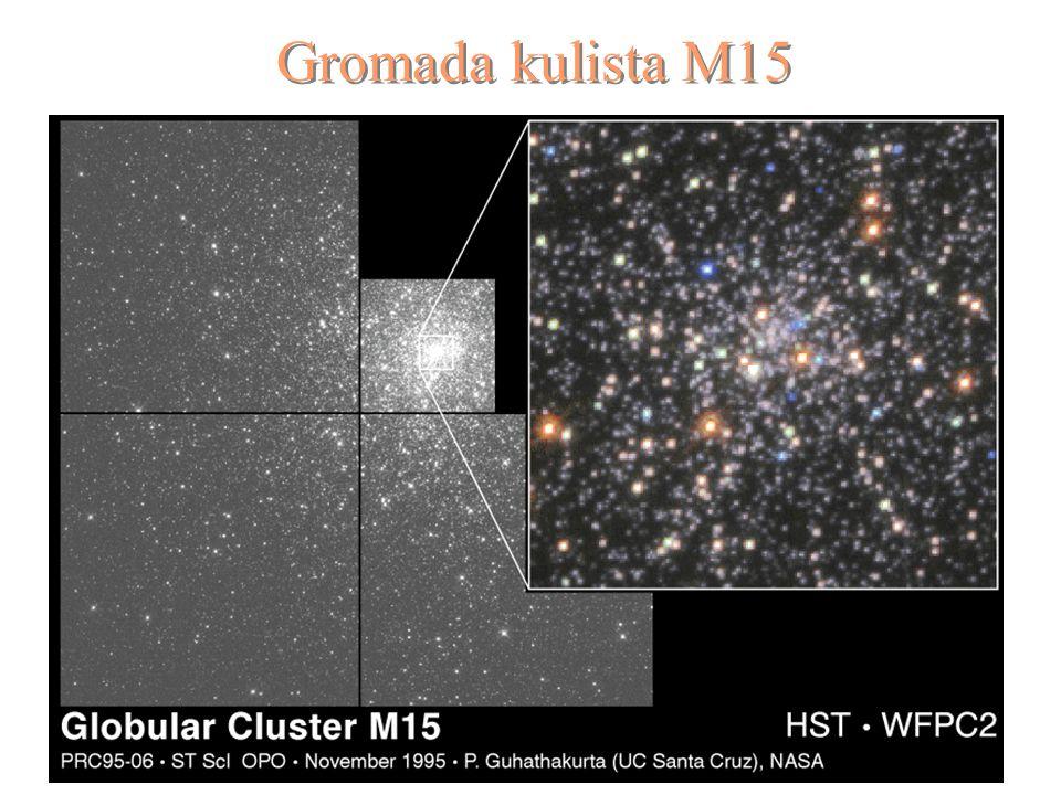 Gromada kulista M15