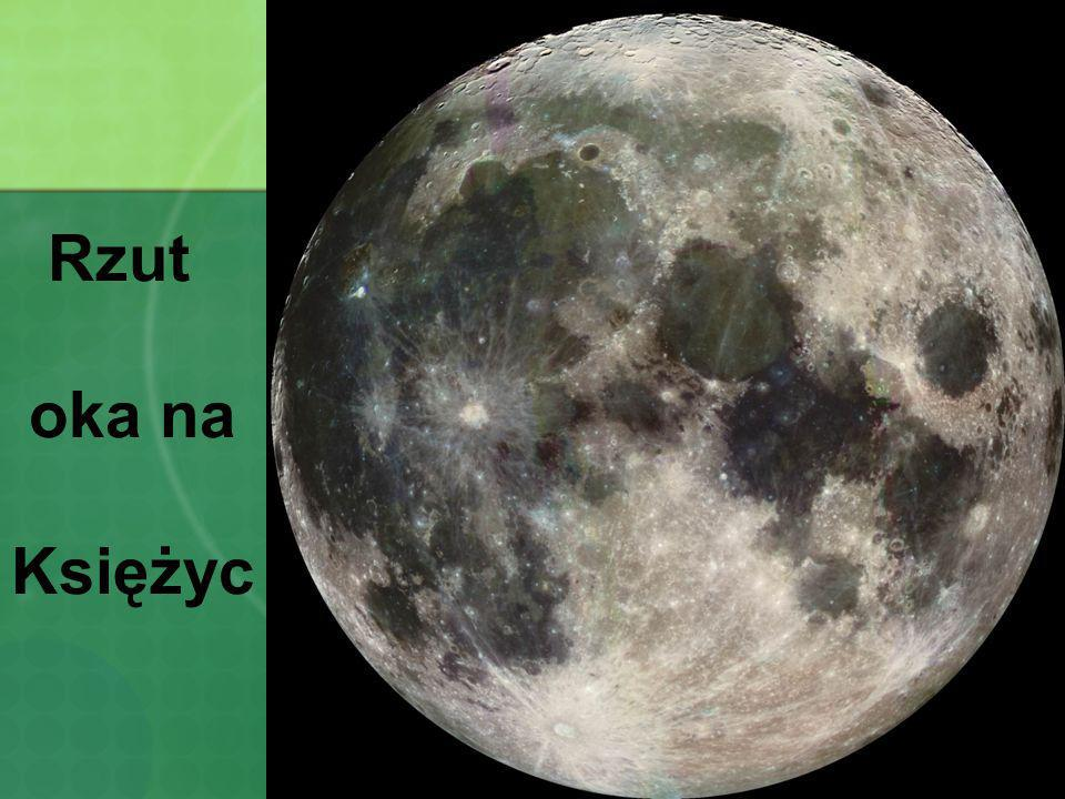 Rzut oka na Księżyc