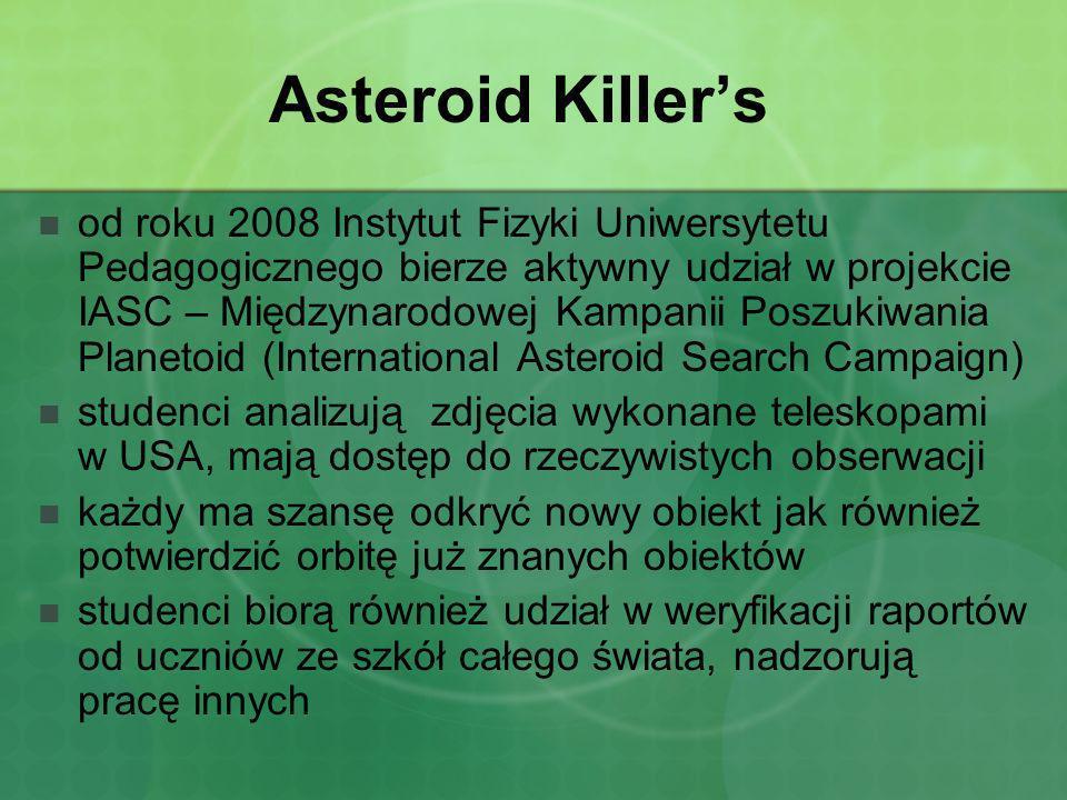 Asteroid Killer's