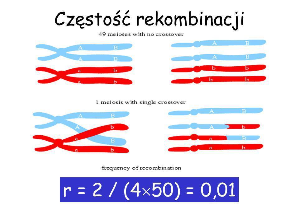 Częstość rekombinacji