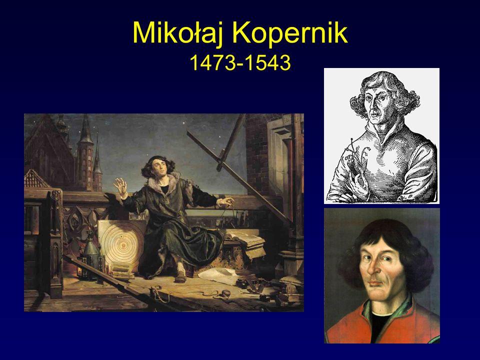 Mikołaj Kopernik 1473-1543