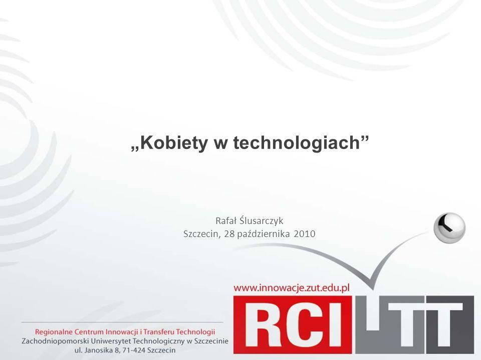 """""""Kobiety w technologiach"""
