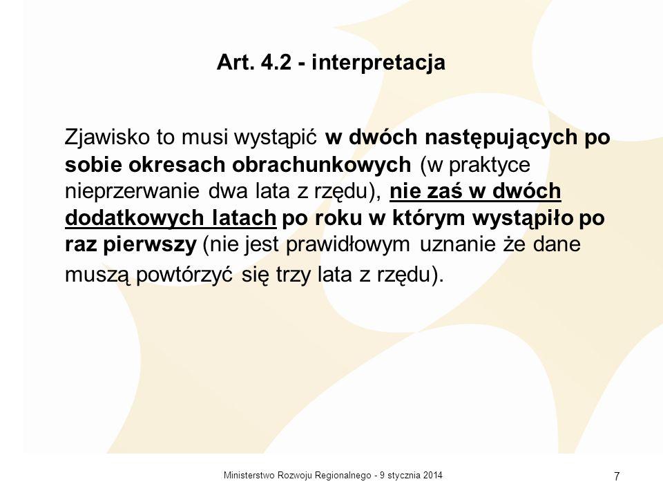 Art. 4.2 - interpretacja