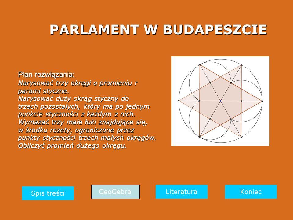 PARLAMENT W BUDAPESZCIE