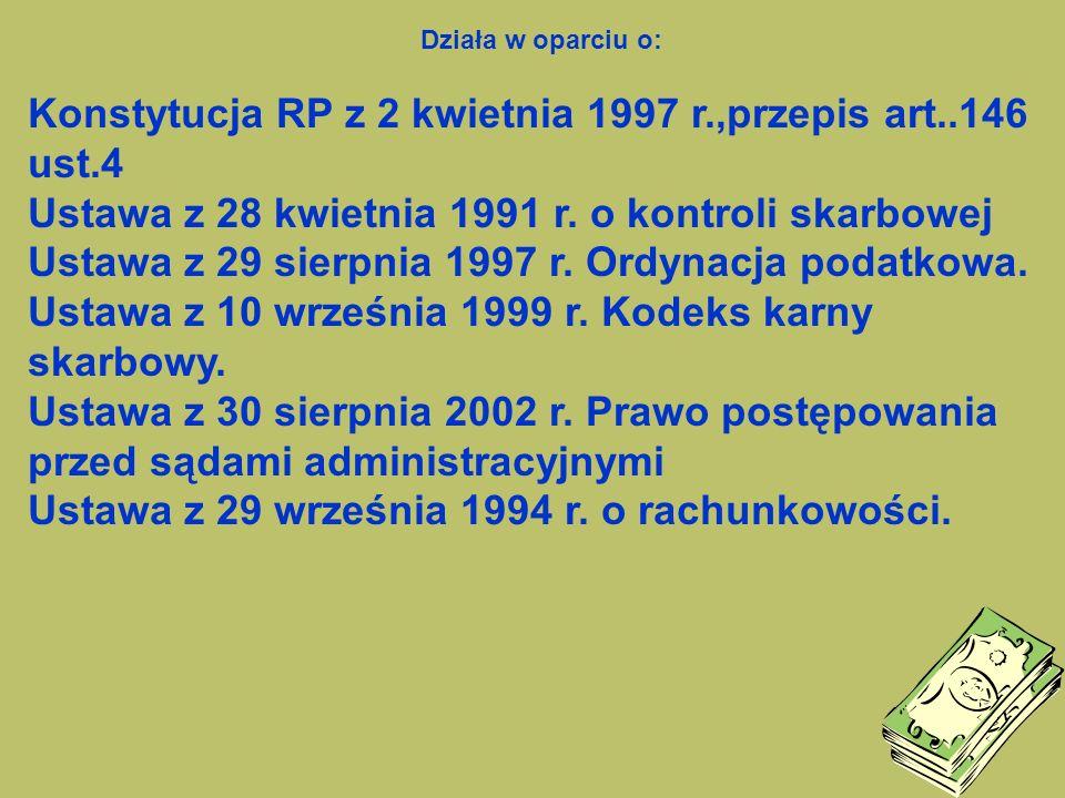 Konstytucja RP z 2 kwietnia 1997 r.,przepis art..146 ust.4