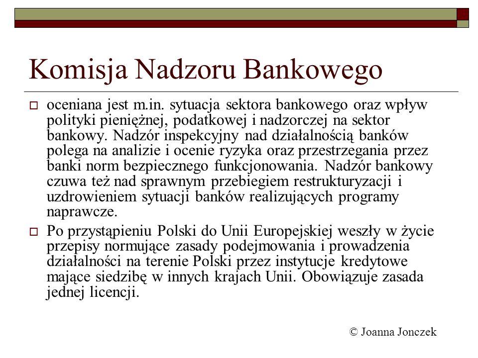 Komisja Nadzoru Bankowego