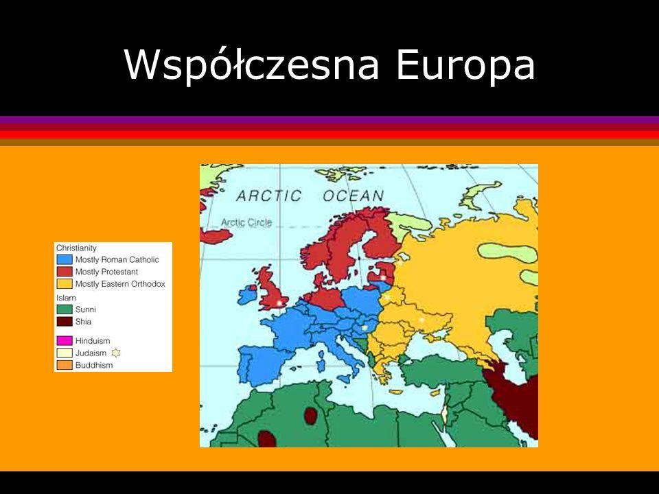 Współczesna Europa