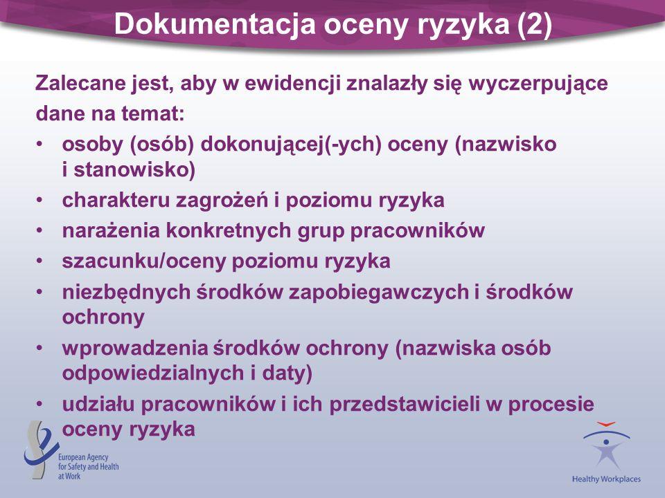 Dokumentacja oceny ryzyka (2)