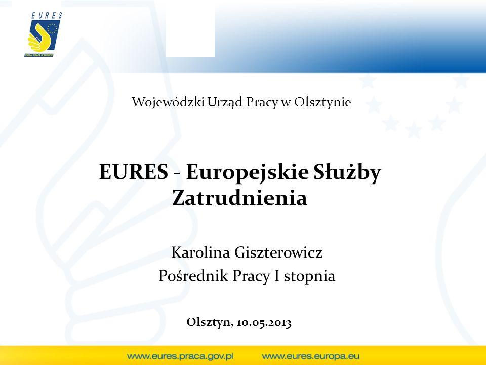 EURES - Europejskie Służby Zatrudnienia