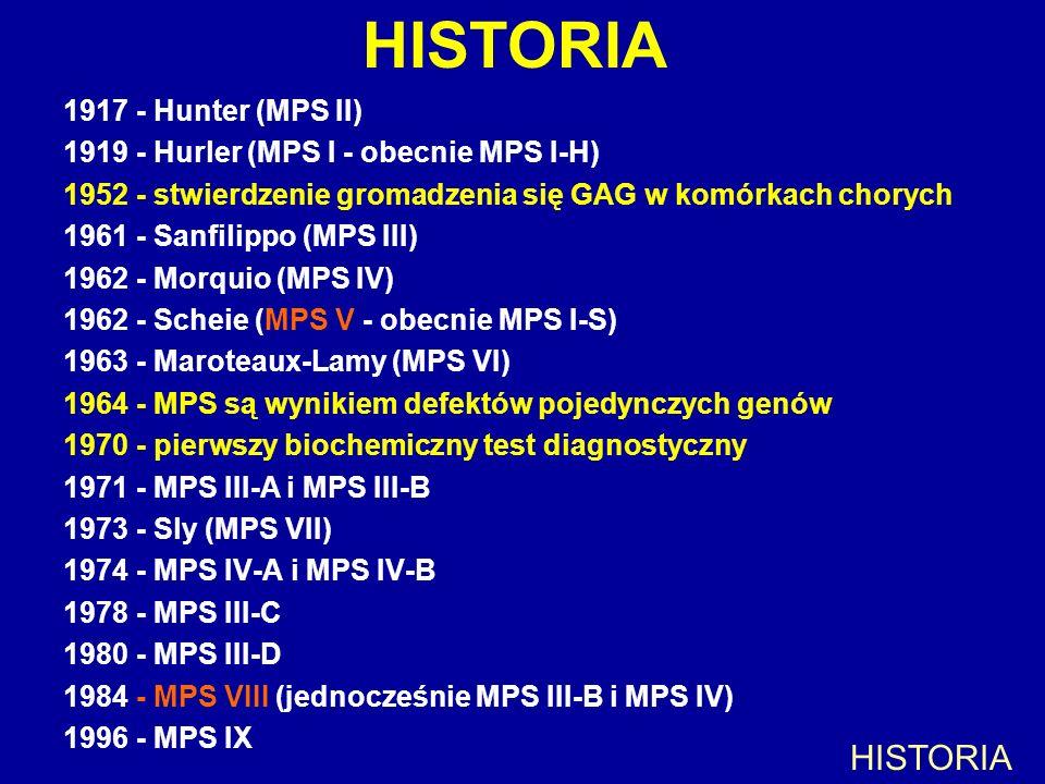 HISTORIA HISTORIA 1917 - Hunter (MPS II)