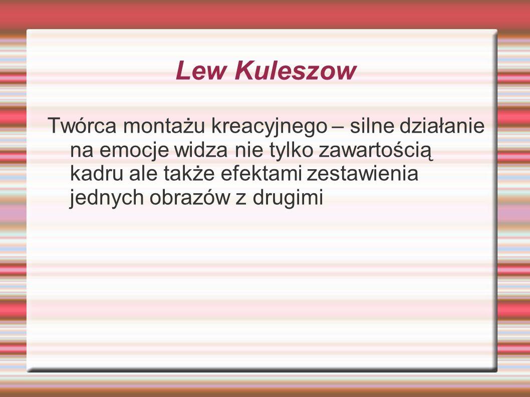 Lew Kuleszow