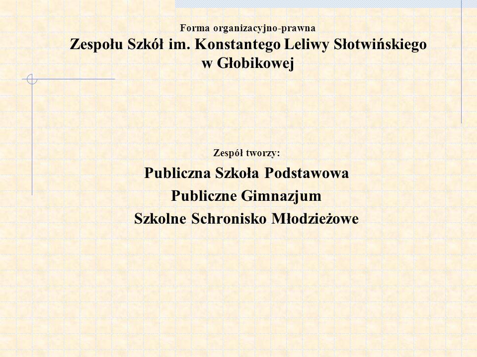 Publiczna Szkoła Podstawowa Szkolne Schronisko Młodzieżowe
