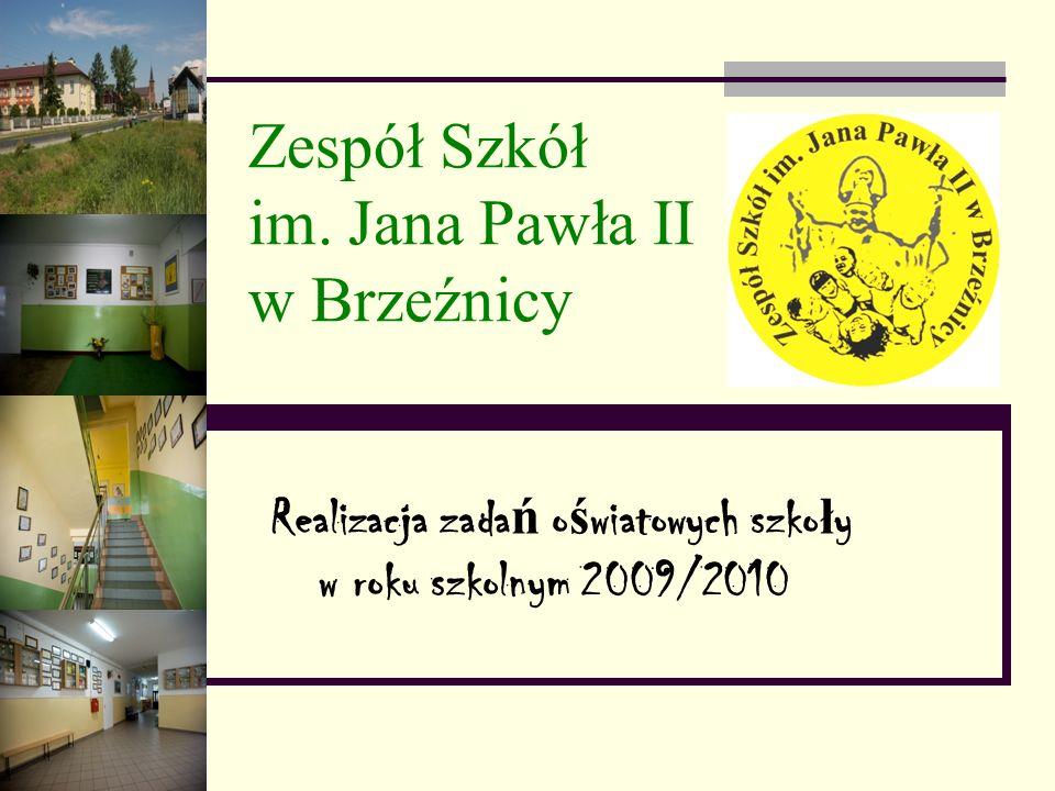 Zespół Szkół im. Jana Pawła II w Brzeźnicy