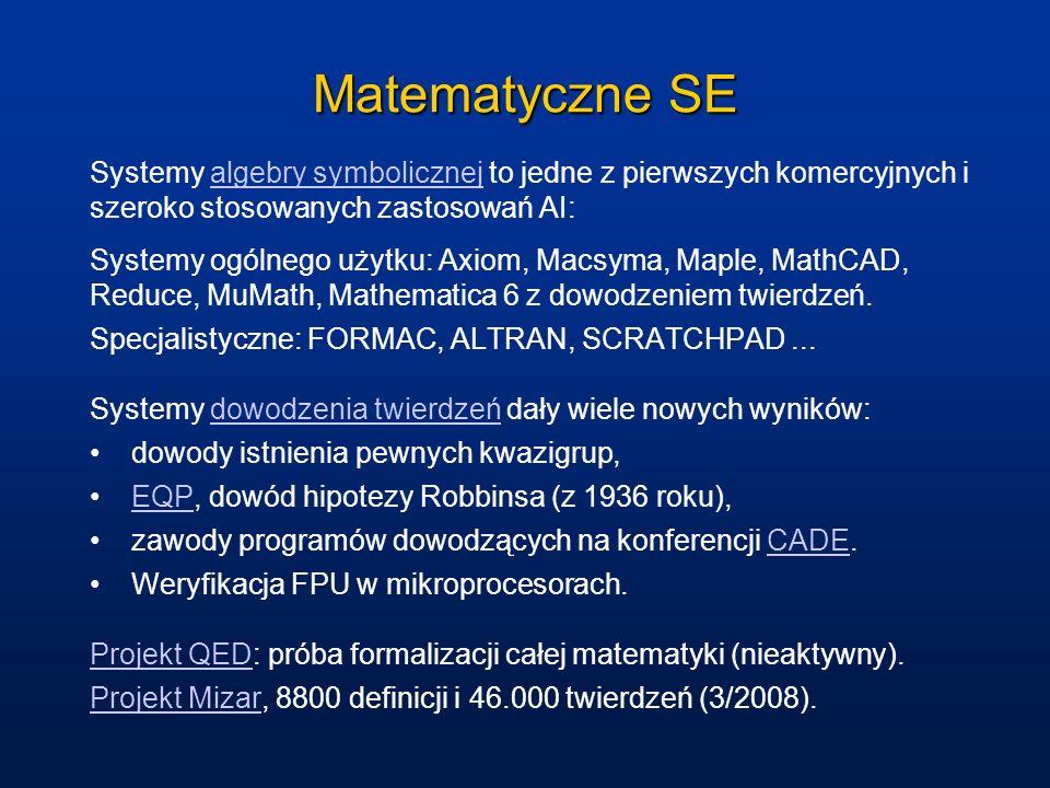 Matematyczne SE
