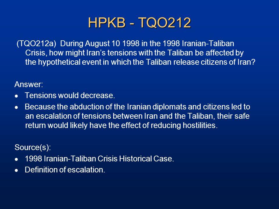 HPKB - TQO212