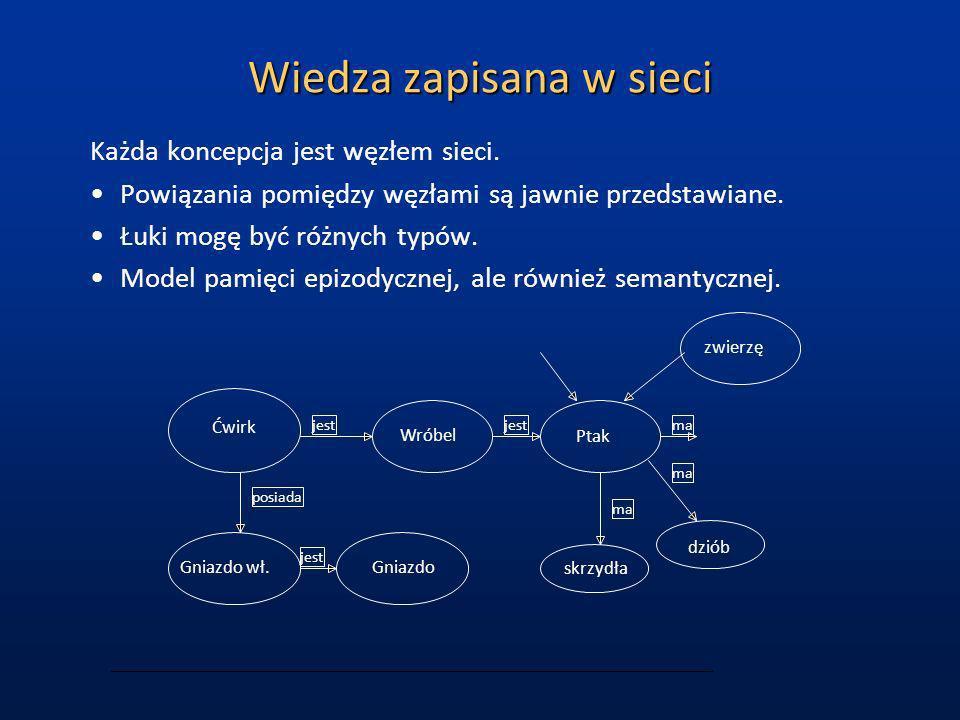 Wiedza zapisana w sieci