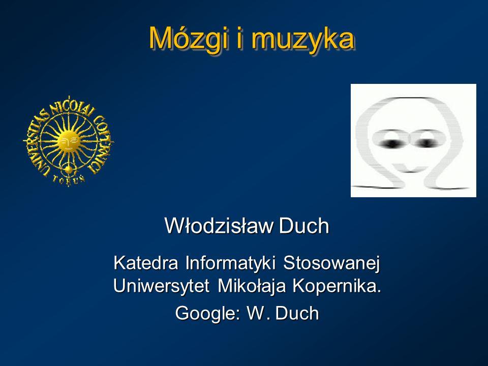Katedra Informatyki Stosowanej Uniwersytet Mikołaja Kopernika.