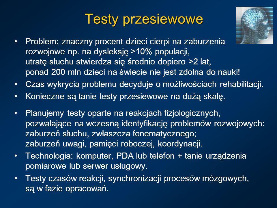 Testy przesiewowe