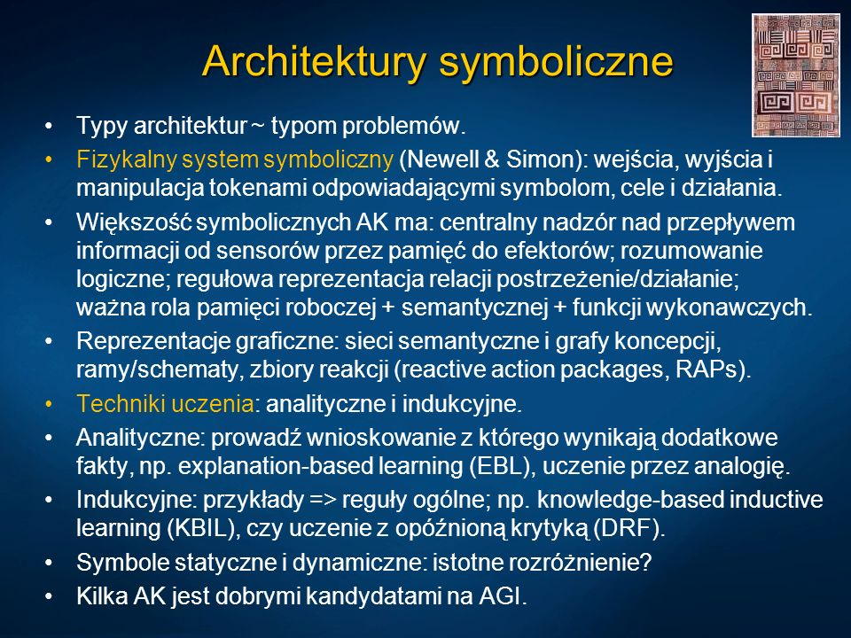 Architektury symboliczne