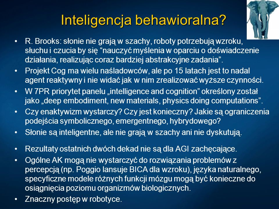 Inteligencja behawioralna