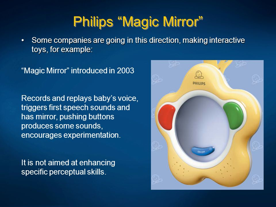 Philips Magic Mirror